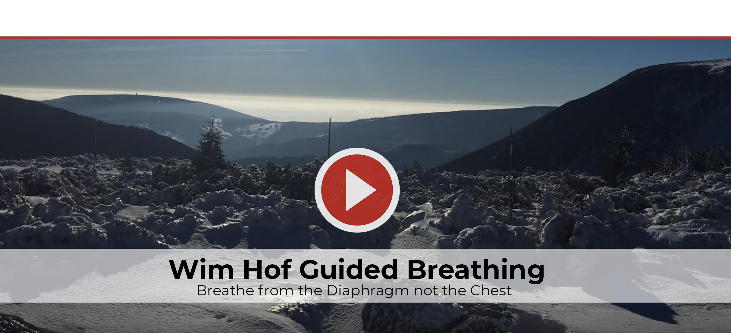 wim hof video breath work